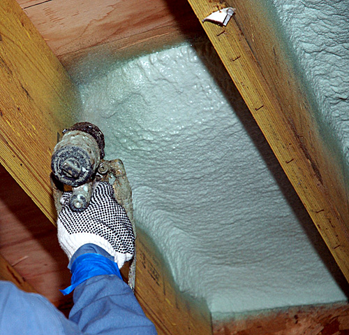 Spray Foam Insulation Eco Strong Insulation New Jersey